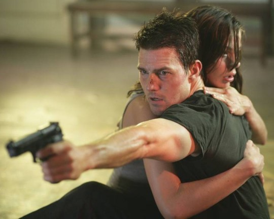 Mission: Impossible III DVD