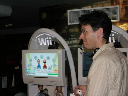 Nintendo Wii bemutató