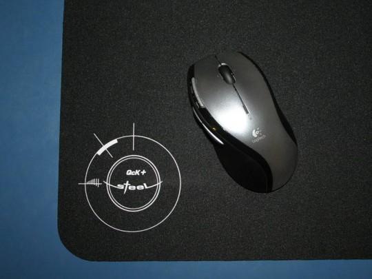 SteelPad QcK+