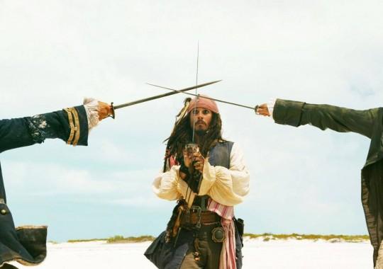 A Karib-tenger kalózai 2. – A holtak kincse DVD