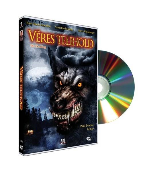 Véres telihold DVD