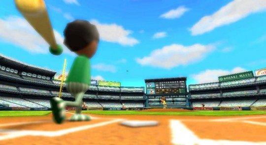 Nintendo Wii testközelből