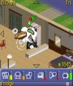The Sims 2 mobiltelefon játék