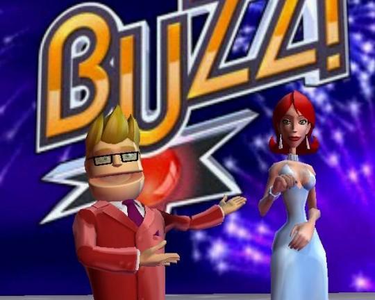 Buzz! kontroller és játékok - PS2