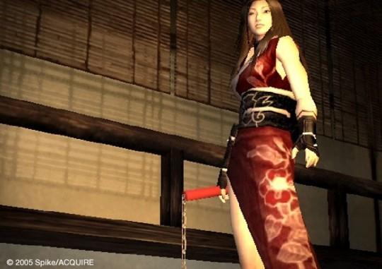 Shinobido - Way of the Ninja - PS2