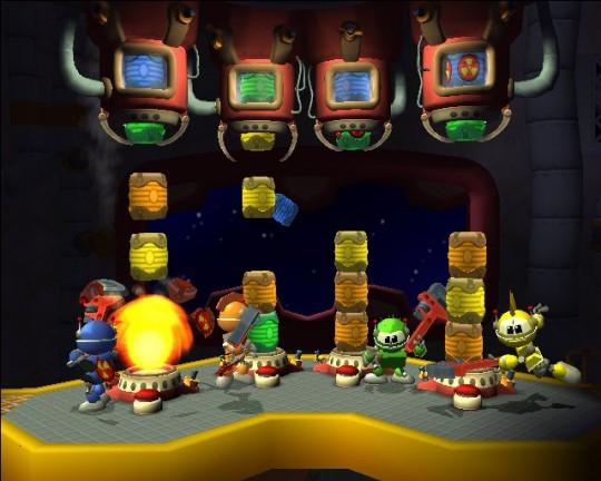 Buzz! Junior: RoboJam (PS2)