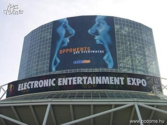 Az E3 tegnap és ma