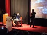 Cevat Yerli az előadáson - Crysis bemutató a GDF-en