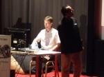 Pócza Zoltán előadást tart - Crysis bemutató a GDF-en