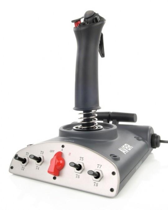 Saitek Aviator joystick