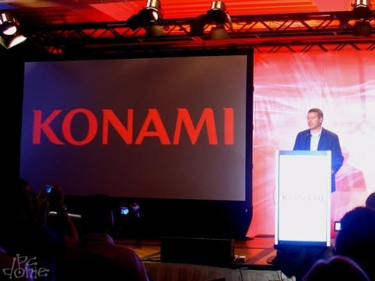 E3 2007: Konami sajtótájékoztató