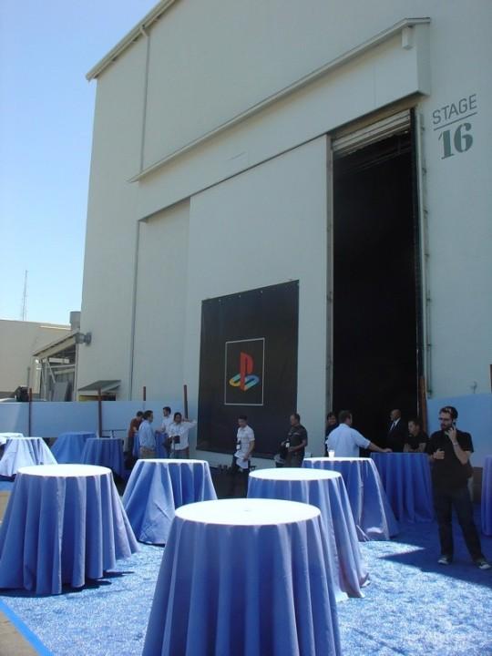 E3 2007: Sony sajtókonferencia