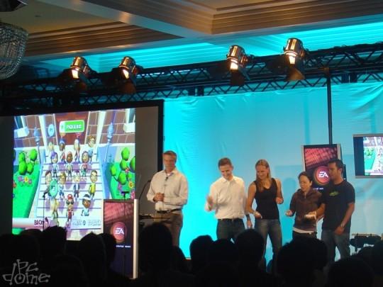 E3 2007: Electronic Arts