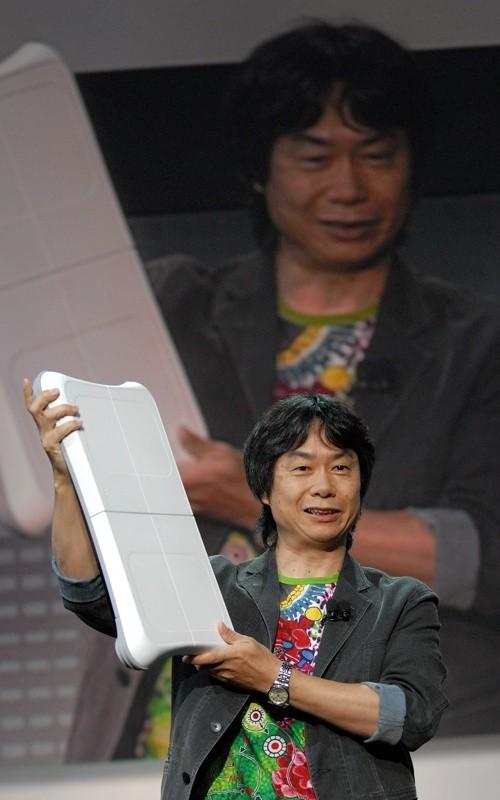 E3 2007: Nintendo sajtókonferencia
