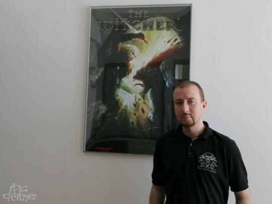 The Witcher sajtónap Budapesten