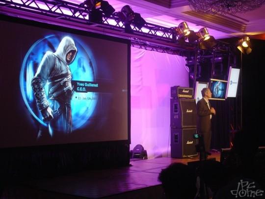 E3 2007: Ubisoft sajtótájékoztató