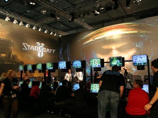 GC 2007: Blizzard sajtótájékoztató