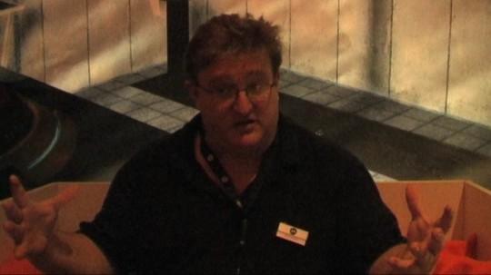 GC 2007: Gabe Newell interjú
