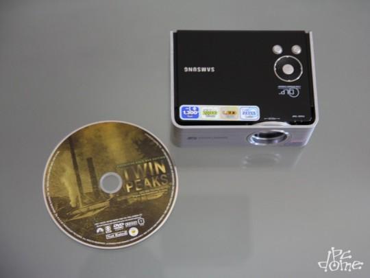 Samsung SP-P310ME és SPP400BX projektorok