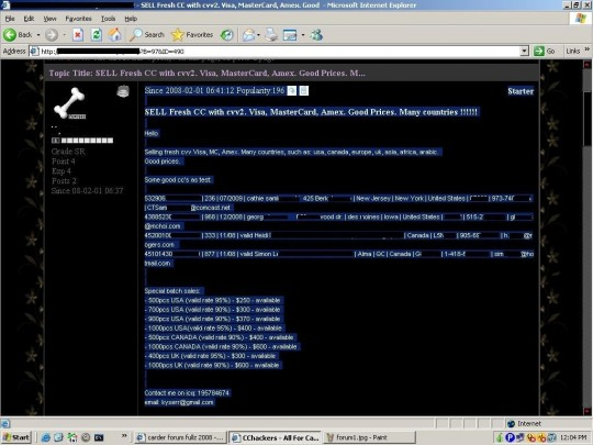 Internetes veszélyek – Symantec Security Report 2007. II. félév