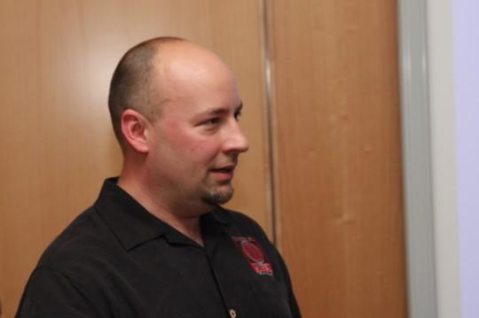 GCDC 2008 - 1. nap - Michael Capps előadása