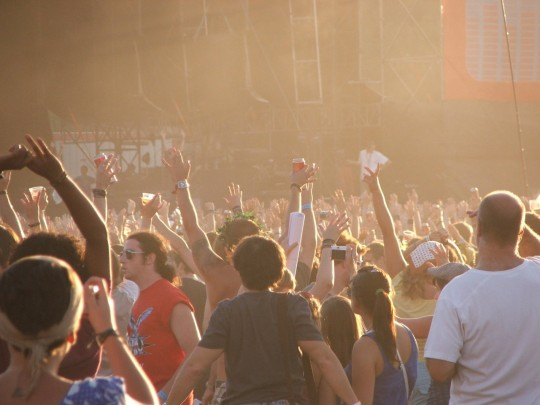 Sziget Fesztivál 2008