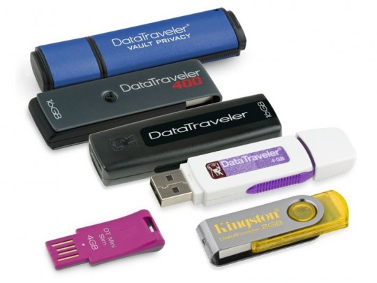 Kingston memóriák DRAM-tól flash-ig