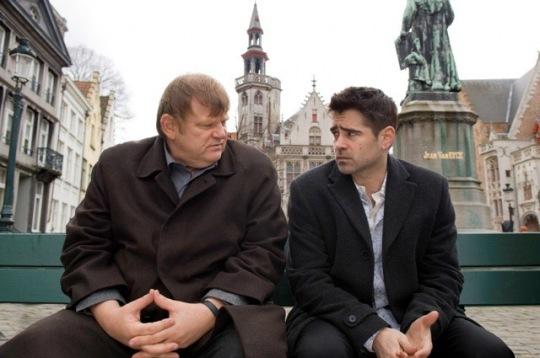 Erőszakik (In Bruges) DVD