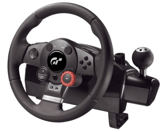 Logitech kiegészítők PlayStation 3-hoz
