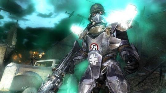 Wolfenstein fejlesztői blog - bevezető