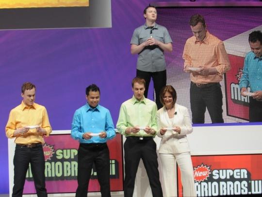 E3 2009: Nintendo sajtókonferencia