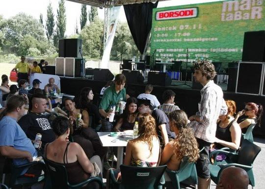 Hegyalja Fesztivál 2009 programajánló