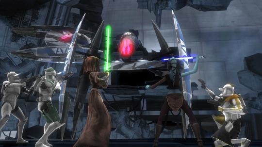 Star Wars: The Clone Wars - Republic Heroes interjú