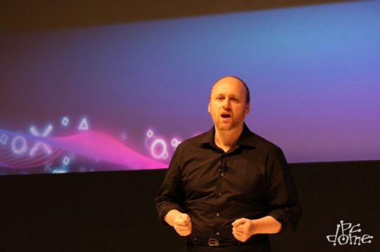 gamescom 2009 - Sony sajtótájékoztató