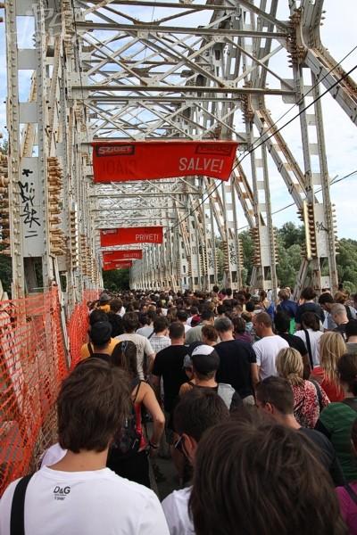 Sziget Fesztivál 2009 beszámoló