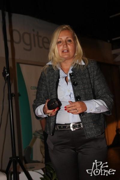 Logitech sajtótájékoztató 2009.