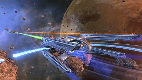 Star Trek Online interview