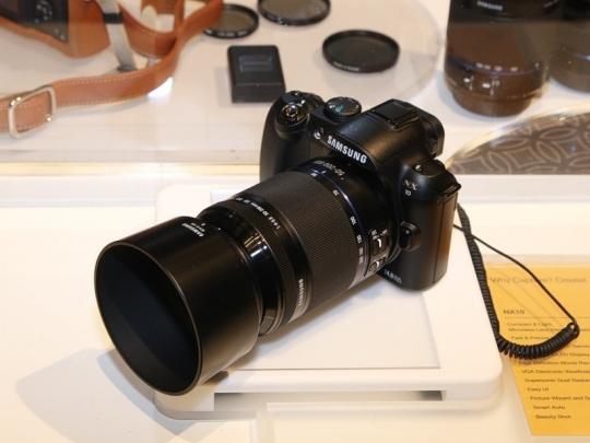 A Samsung új digitális fényképezőgépei: WB2000 és EX1