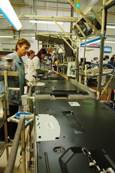 Samsung gyárlátogatás Jászfényszarun