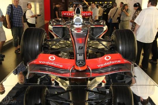 Formula One - Versenyben a technológiával kiállítás
