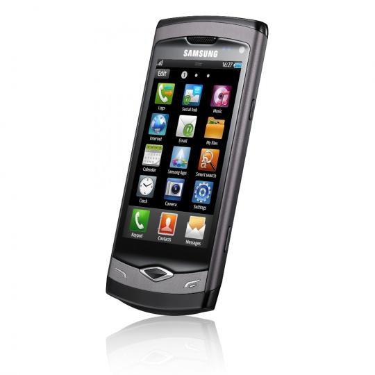 Samsung Wave mobiltelefon