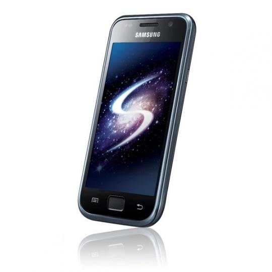 Samsung Galaxy S mobiltelefon