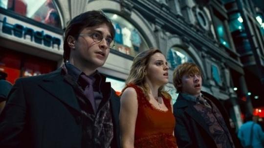 Harry Potter és a Halál ereklyéi – 1. rész [film]