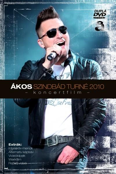 Ákos: Szindbád turné 2010 DVD