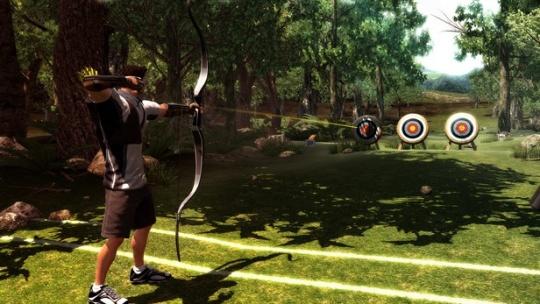 Sony PlayStation Move - III. rész: Sports Champions és Racquet Sports