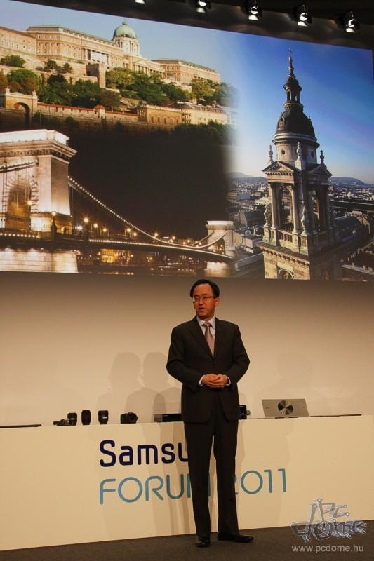 Samsung Forum 2011