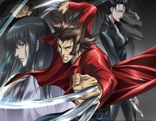 Wolverine - az anime