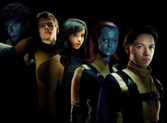 X-Men: Az elsők (X-Men: First Class) [film]