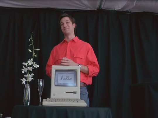 Steve Jobs és a Számító emberek