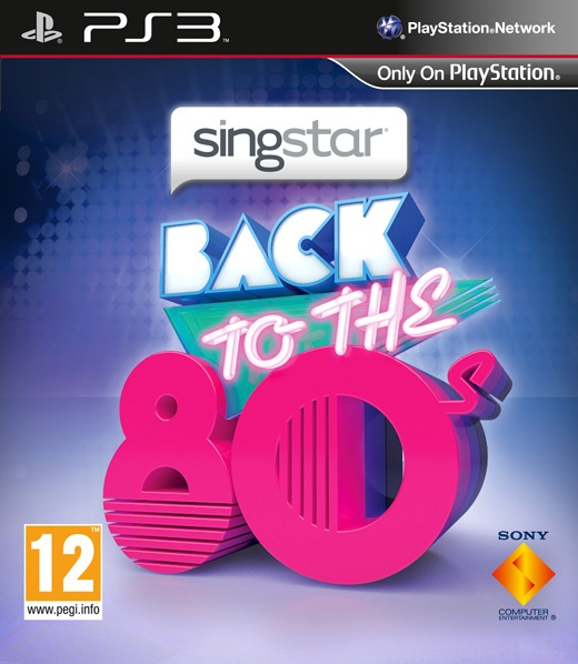SingStar: Back to the 80s (PS3)